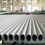 ASTM DIN JIS GB Rostfritt stålrör