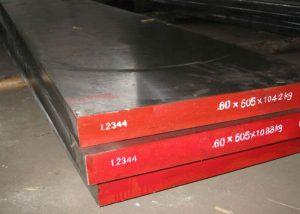 1.2344 H13 SKD61 verktygsstål platt