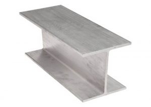 310S, 904L, 2205 rostfritt stål H-profilbalk B2, C22, 625
