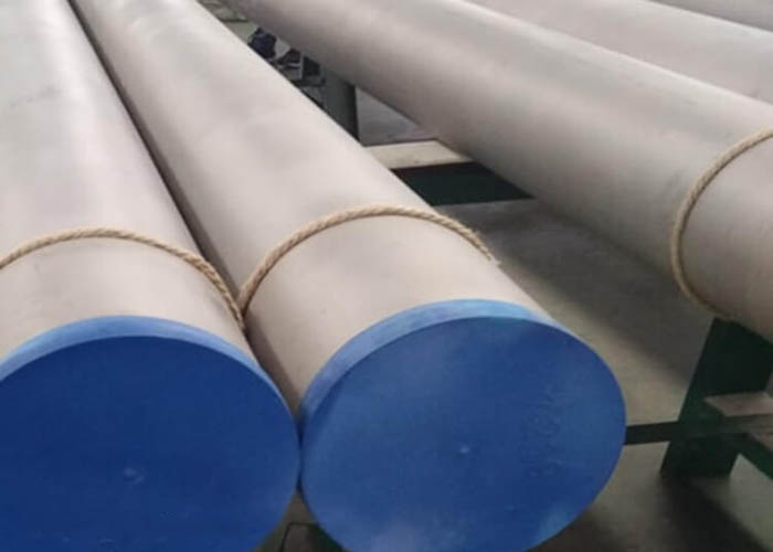 ASTM A790 UNS S31803 S32750 S32760 Duplexrör i rostfritt stål