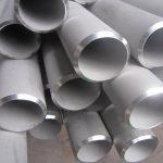 TP316 / 316L ASTM A213 ASME SA213 Rostfritt stålrör