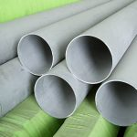 Rostfritt stål 317 / 317L sömlösa svetsade rör och rör