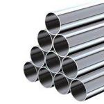 ASTM A213 TP 347 ASME SA 213 TP 347H EN 10216-5 1.4550 sömlös rör av rostfritt stål