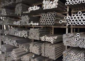 Aluminiumrör 6082, 5083, 5086, 5052, 6063, 7075, 1100 rör