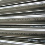 ASTM A276 AISI 316 Rundstång i rostfritt stål