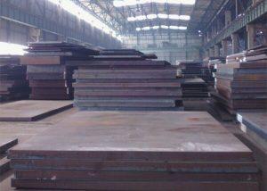 NM500 NM400 Slitstark stålplåt med hög hållfasthet