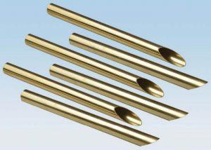 C44300 C68700 Mässing kopparlegeringsrör ASTM B111