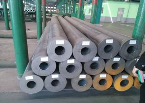 AISI 4130 4140 4145 Sömlös stålrör ihålig bar