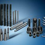 ST45, ST52, SAE1026 Hydraulisk och pneumatisk cylinder med sömlöst stålrör