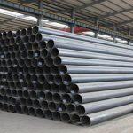 LSAW stålrör API 5L 5CT ASTM A53 EN10217