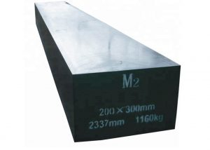 M2 1.3343 SKH51 Verktygsstål med hög hastighet