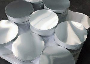 Aluminiumcirkel / skiva 1050/1060/1070/1100/3003/3005