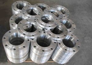 SS316 / 1.4401 / F316 / S31600 fläns i rostfritt stål