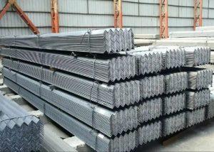 304 316 Rostfritt stål vinkel lika ojämn bar